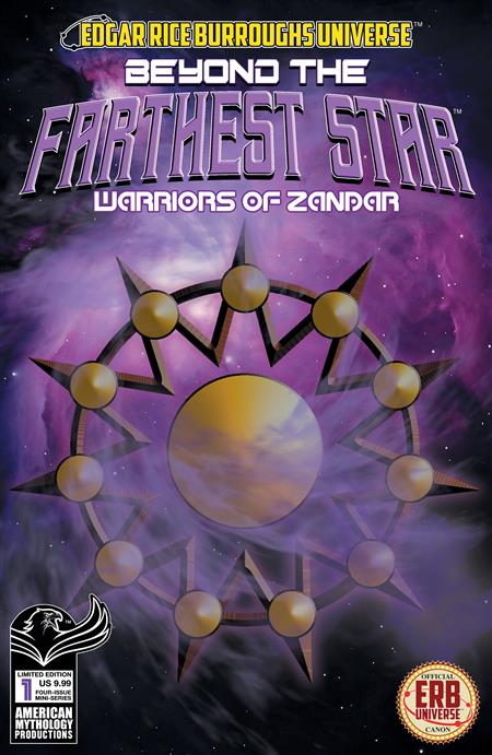 BEYOND THE FARTHEST STAR #1 CVR C WOLFER LTD ED (C: 0-1-2)