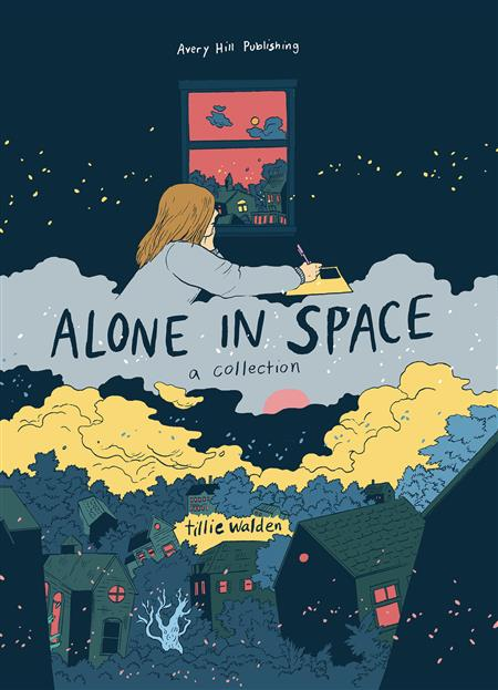 ALONE IN SPACE A COLLECTION HC (C: 0-1-0)