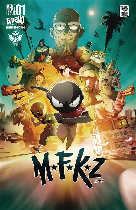 MFKZ #1 CVR A