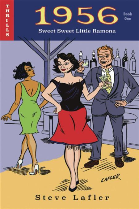 1956 GN BOOK 01 SWEET SWEET LITTLE RAMONA (MR)