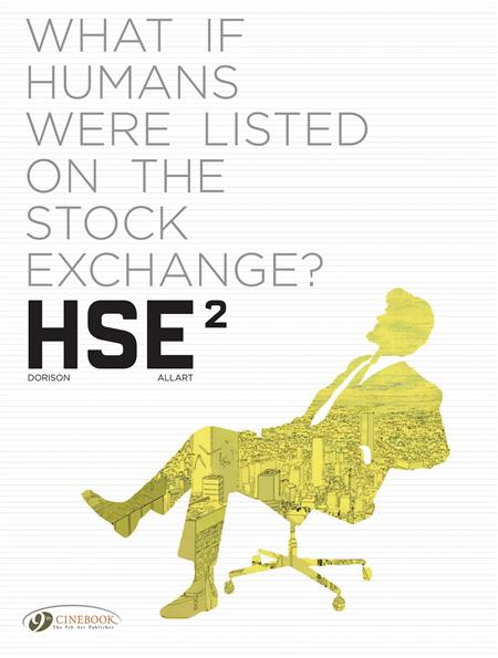 HSE HUMAN STOCK EXCHANGE GN VOL 02 (C: 0-1-1)