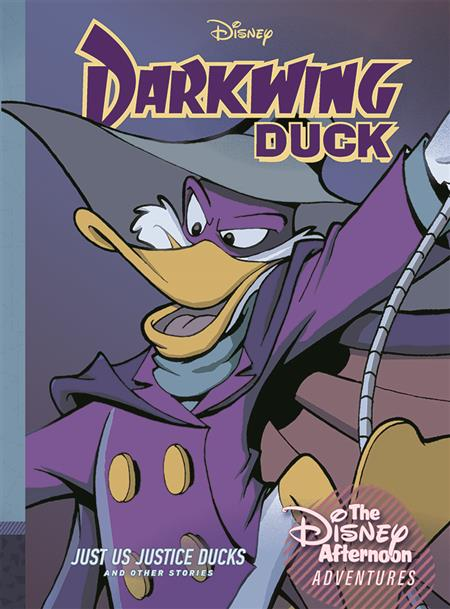 DARKWING DUCK JUST US JUSTICE DUCKS HC