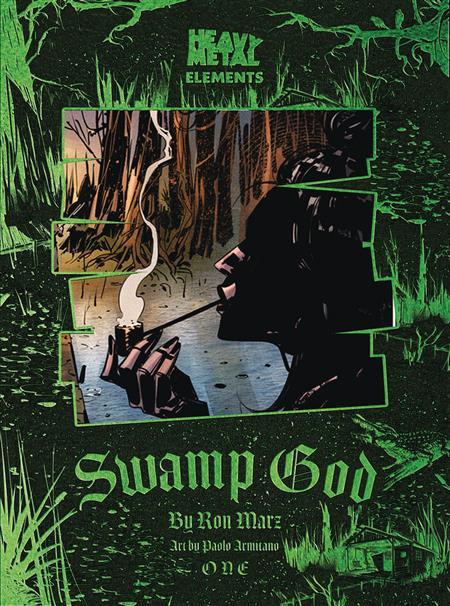 SWAMP GOD #1 (OF 6) (MR)