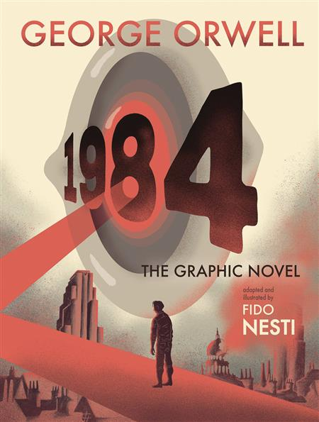 1984 THE GRAPHIC NOVEL (C: 0-1-0)