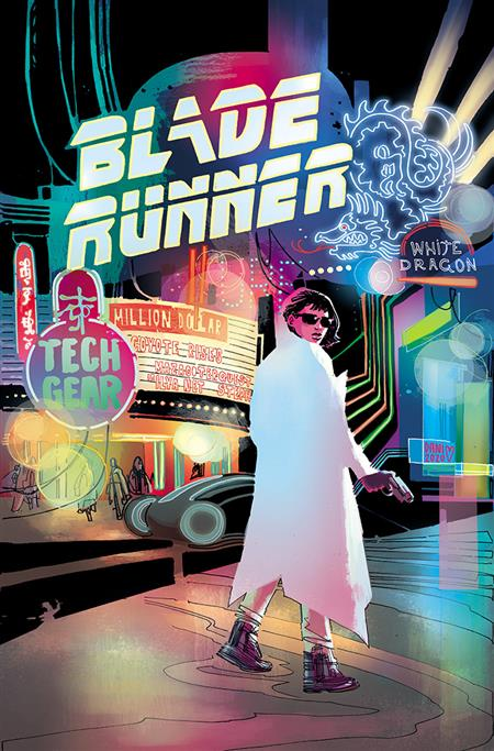 BLADE RUNNER 2029 #5 CVR A STRIPS (MR)