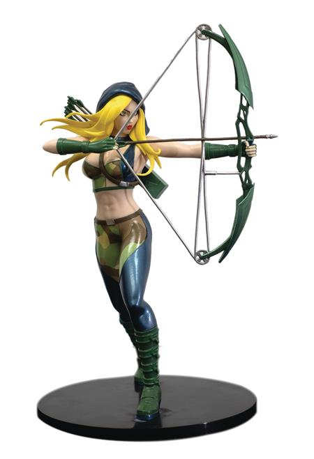 GRIMM FAIRY TALES ROBYN HOOD BISHOUJO STYLE STATUE (C: 1-0-0