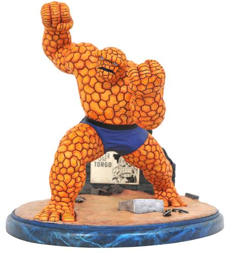 MARVEL PREMIER COLLECTION COMIC THING STATUE (C: 1-1-2)
