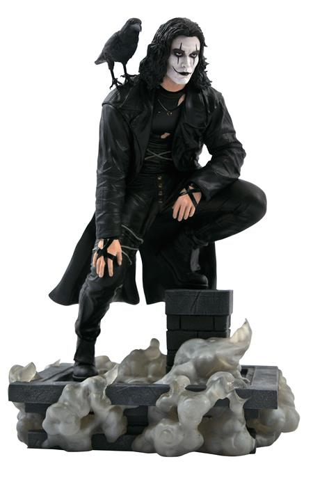 THE CROW MOVIE GALLERY PVC STATUE (C: 1-1-2)