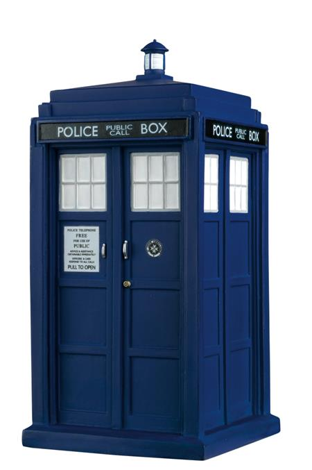 DOCTOR WHO TARDIS POLICE BOXES #1 TARDIS THE 11TH DOCTOR (C: