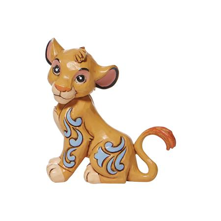 DISNEY LION KING MINI SIMBA 3IN FIGURE (C: 1-1-2)