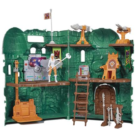 MOTU ORIGINS CASTLE GRAYSKULL PLAYSET (Net) (C: 1-1-2)