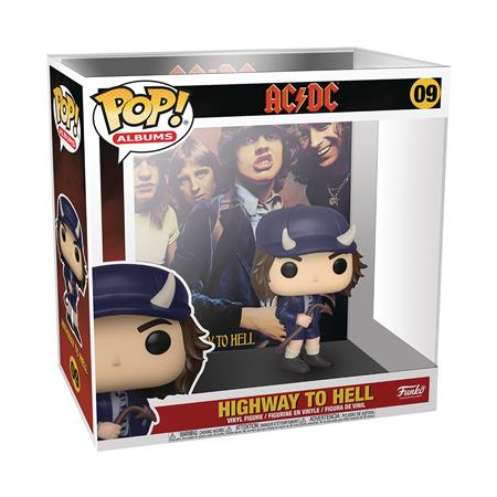 POP ALBUMS ALBUMS AC/DC HIGHWAY TO HELL VIN FIG (C: 1-1-2)