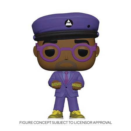 POP DIRECTORS SPIKE LEE PURPLE SUIT VIN FIG (C: 1-1-2)
