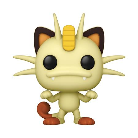 POP GAMES POKEMON S6 MEOWTH VIN FIG (C: 1-1-2)