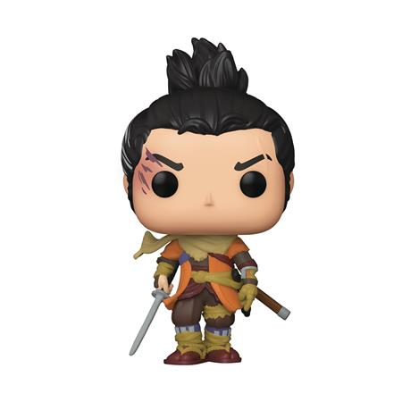 POP GAMES SEKIRO VINYL FIG (C: 1-1-2)