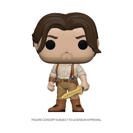 POP MOVIES MUMMY RICK O CONNELL VIN FIG (C: 1-1-2)