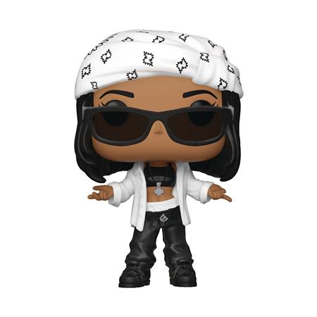 POP ROCKS AALIYAH VINYL FIGURE (C: 1-1-2)