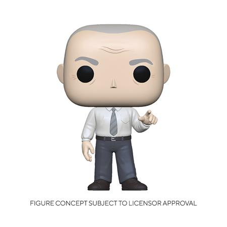 POP SPECIALTY SERIES TV OFFICE CREED W/BLOODY CHASE VIN FIG
