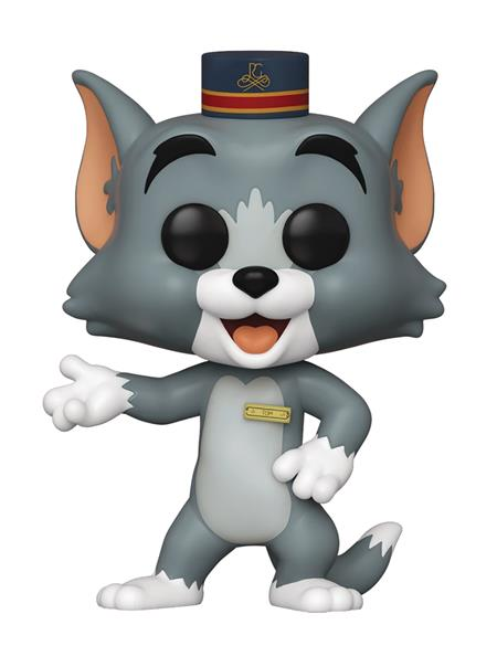 POP TV TOM & JERRY S2 TOM VIN FIG (C: 1-1-2)