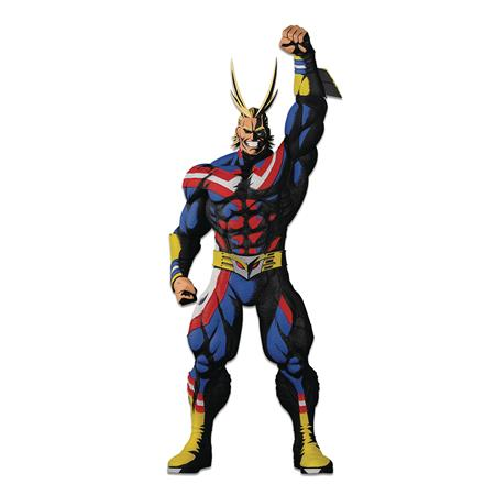MY HERO ACADEMIA WFC SUPER MASTER ALL MIGHT FIG 2D (C: 1-1-2