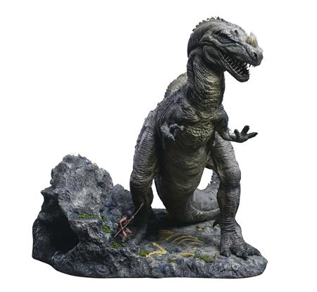 ONE MILLION YEARS BC CERATOSAURUS POLYRESIN STATUE (Net) (C: