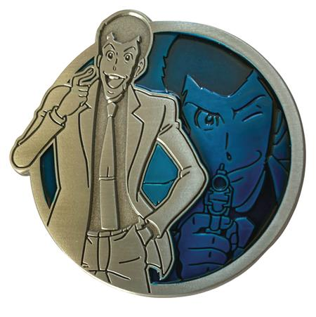 LUPIN THE THIRD PORTRAIT SERIES LUPIN THE THIRD PIN (C: 1-1-