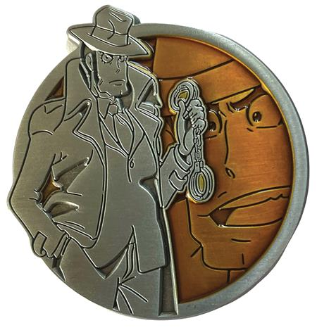 LUPIN THE THIRD PORTRAIT SERIES ZENIGATA PIN (C: 1-1-2)