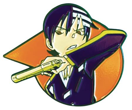 SOUL EATER HALLOWS DEATH THE KIDD PIN (C: 1-1-2)