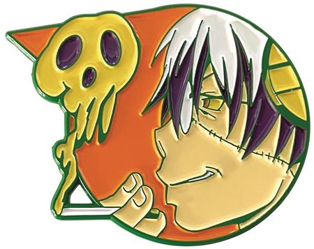 SOUL EATER HALLOWS PROFESSOR STEIN PIN (C: 1-1-2)