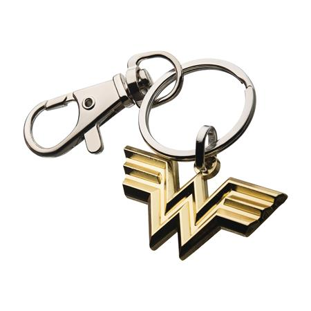 WONDER WOMAN 1984 LOGO KEYCHAIN (C: 1-1-2)