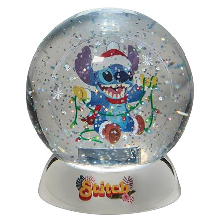 DISNEY LILO & STITCH HOLIDAY WATER DAZZLER (C: 1-1-2)