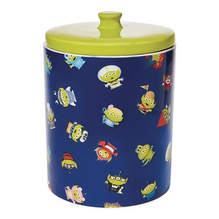 DISNEY TOY STORY ALIEN REMIX CERAMIC CANISTER (C: 1-1-2)