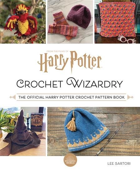HARRY POTTER CROCHET WIZARDRY (C: 1-1-2)