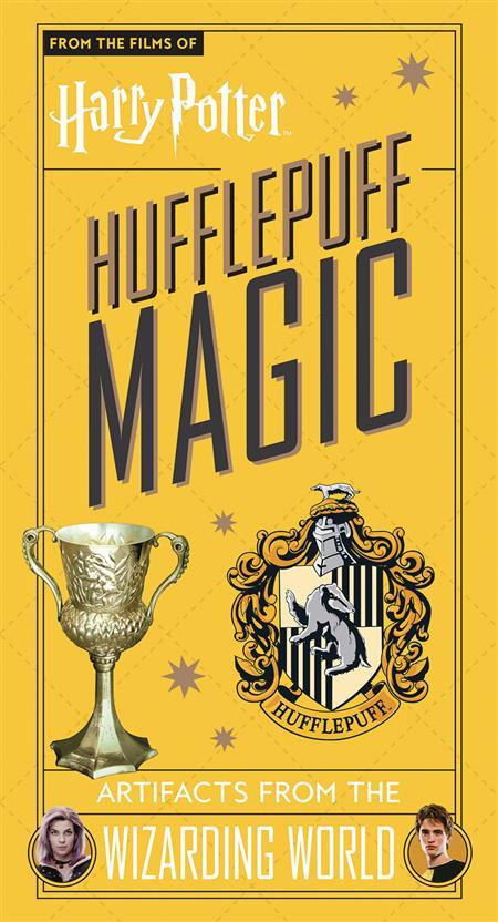 HARRY POTTER HUFFLEPUFF MAGIC EPHEMERA KIT (C: 1-1-2)