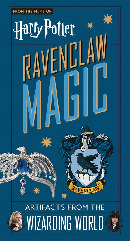 HARRY POTTER RAVENCLAW MAGIC EPHEMERA KIT (C: 1-1-2)