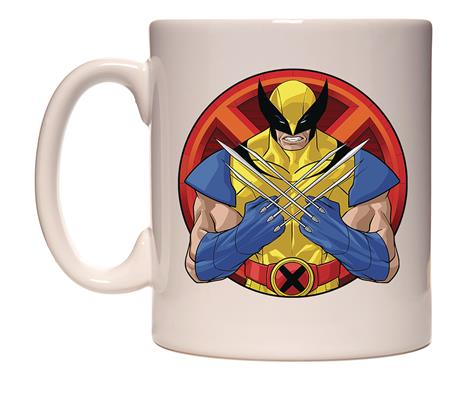 MARVEL X-MEN WOLVERINE PX COFFEE MUG (C: 1-1-2)