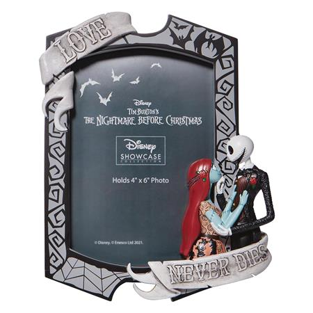 NIGHTMARE BEFORE CHRISTMAS 4X6IN PICTURE FRAME (C: 1-1-2)