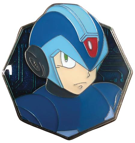 MEGA MAN X CIRCUIT BOARD SERIES X PIN (C: 1-1-2)