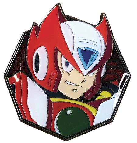 MEGA MAN X CIRCUIT BOARD SERIES ZERO PIN (C: 1-1-2)