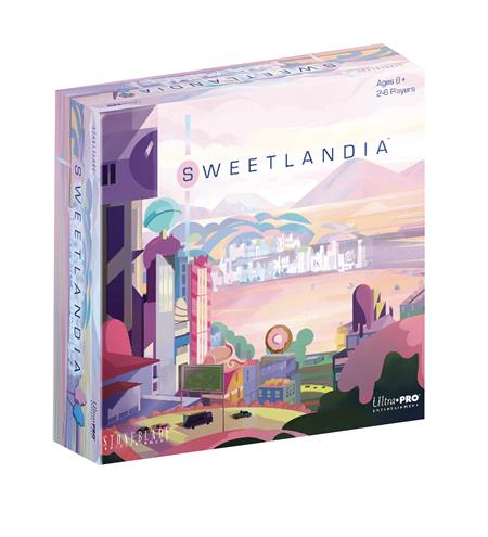 SWEETLANDIA CARD GAME (C: 0-1-2)