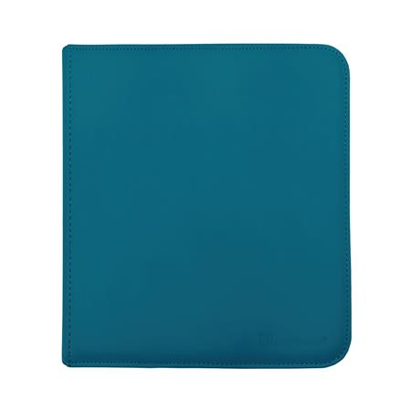 12 POCKET ZIPPERED PRO BINDER TEAL (C: 0-1-2)