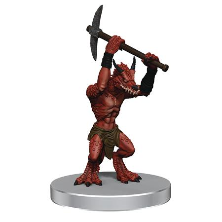 D&D ICONS REALMS FIG KOBOLD WARBAND (C: 0-1-2)