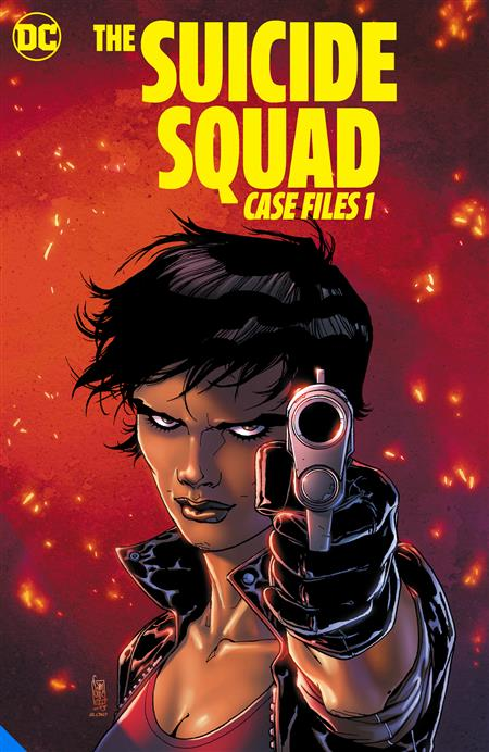 SUICIDE SQUAD CASE FILES 1 TP