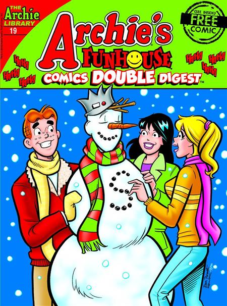archies funhouse comics