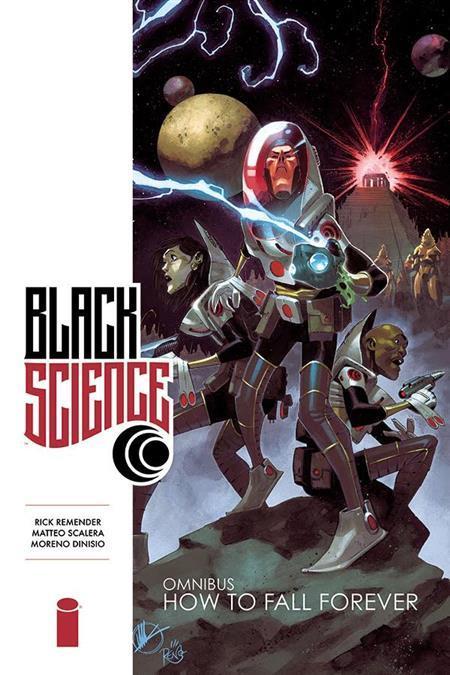 BLACK SCIENCE OMNIBUS HC DCBS EXCLUSIVE