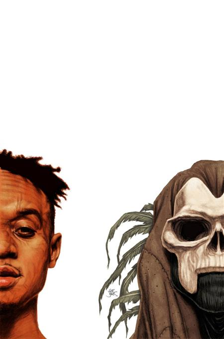 SHADOWMAN/RAE SREMMURD #1 CVR B INTERLOCK JONES