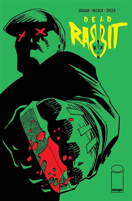 DEAD RABBIT #1 CVR A MCCREA (MR)