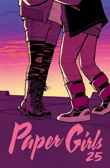 PAPER GIRLS #25