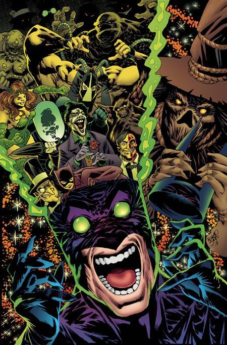 BATMAN KINGS OF FEAR #3 (OF 6)