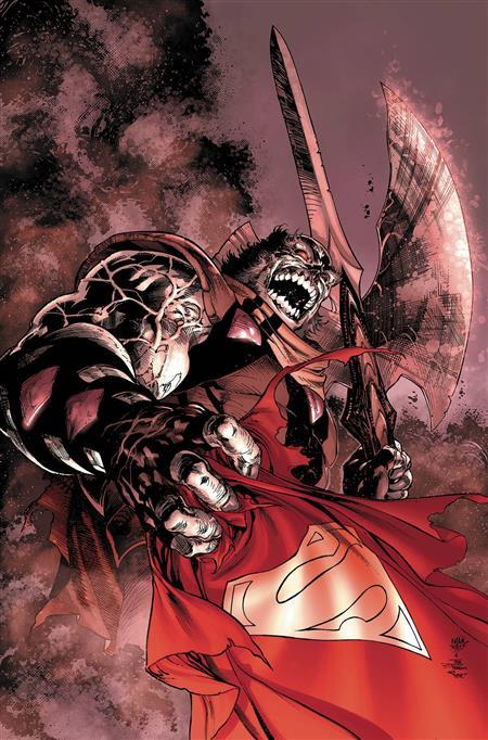 SUPERMAN #4 FOIL